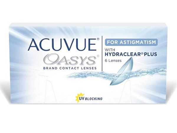 Johnson & Johnson - Acuvue Oasys Hydraclear Plus za astigmatizam