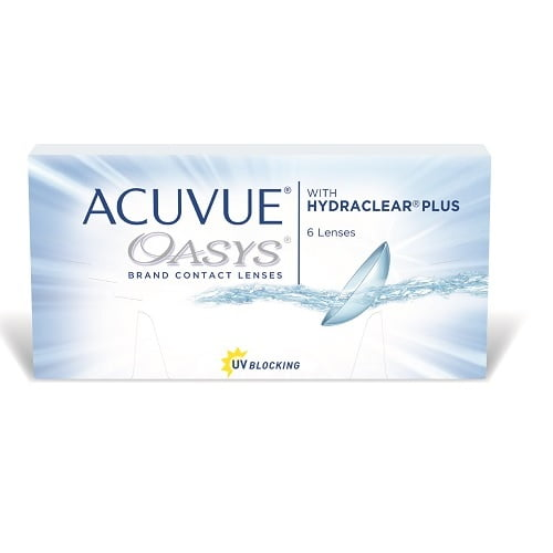 Johnson & Johnson - Acuvue Oasys Hydraclear Plus